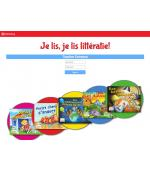 Je Lis ONLINE Audio Readers - School Edition