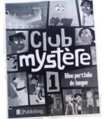 Club mystère - My Language Portfolio Level 1