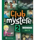 Club mystère Anthology Level 2 Unit 3
