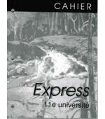 Express 11e université Cahier