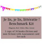 Benchmark Kit (Mag, Red, Yel, Blu & Gre)