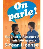 On Parle! Teacher's Resource Multiple