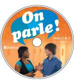 On parle! AUDIO CD Package (Units 1 - 6)