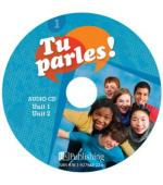 Tu parles!1 Audio CD Package