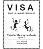 Visa Cycle 1 Teacher Resource Guide