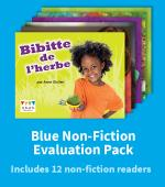BLUE NON-FICTION EVALUATION PACK