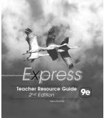 Express 9E Teacher Resource Guide (2nd edition)