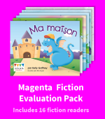 MAGENTA FICTION EVALUATION PACK