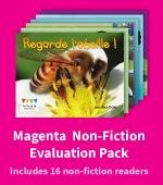 MAGENTA NON-FICTION EVALUATION PACK