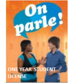 On parle! Online Student Licence (1 Year)