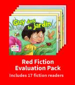 RED FICTION EVALUATION PACK
