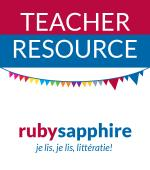 COMBINED RUBY/SAPPHIRE TEACHER RESOURCE