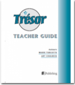 Trésor Teacher Guide Grade 9-10 (14 titles)