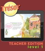 Trésor Teacher Edition 1 Online Audio Readers