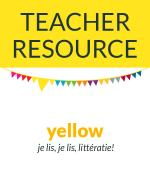 YELLOW TEACHER RESOURCE