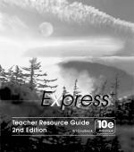 Express 10e théorique Teacher Resource Guide