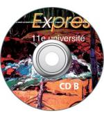 Express 11e université Audio CD: B