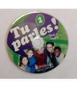 Tu parles!2 Audio CD Package