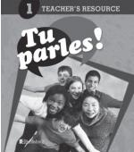 Tu parles!1 Teacher's Resource with CD