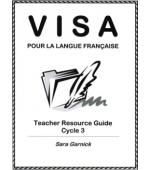 Visa Cycle 3 Teacher Resource Guide